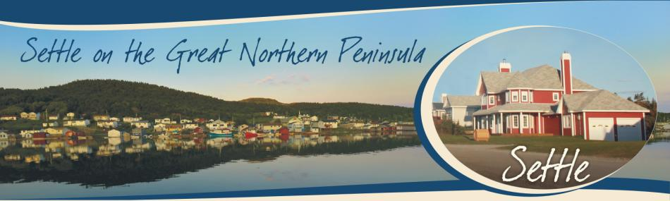 Settle on the Great Northern Peninsula
